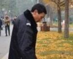 中国の落ち葉の処理