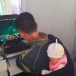 中国で赤ちゃんのお守りしながらでもしたいこと