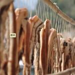 中国の干し肉の干し方がびっくりな件