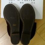 [買ってみた]中国通販で届いた靴の踏んだり蹴ったり