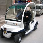 中国の電動パトカーの採用前に分かるはずの弱点