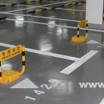 中国の車止め