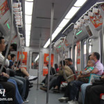 中国の人が地下鉄でする信じられないことあれこれ