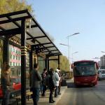 ちょっと信じがたい中国のバスの乗り方