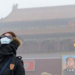中国でもマスクをする人がいっぱい