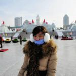 中国の東北地方は尋常じゃない寒さ