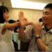 中国の父と娘と詠春拳