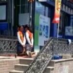 中国の企業のスタッフに対する懲罰