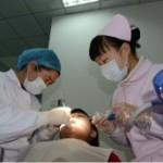 中国の歯医者さんは大丈夫だろうか?