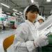 中国のコスト意識を反映した工場の現場