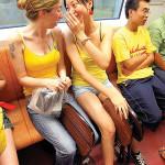 中国の地下鉄ではこれ持ち込んじゃうの?