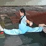 中国女子の開脚がすごい理由