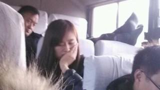 中国のバスや地下鉄で足の臭いを漂わせてくる人