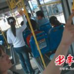 台湾名物:手つまみ餅の屋台のQRコード戦略