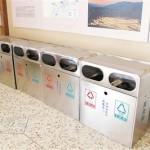 電池が捨てにくい中国のリサイクルボックス