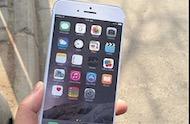 中国の街頭でタダで配られたおもしろiPhone6