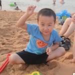 中国の子供達の最近の砂遊びが実践的すぎる