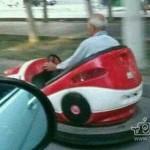 中国の子供の乗り物が最強すぎる