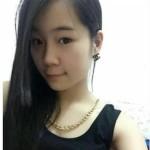 自撮りを華やかに見せる中国女性のテクニック?