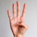 数字を表す中国式の指の形のさらに技ありな使い方