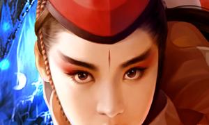 中国の武侠キャラ:東方不敗(とうほうふはい)