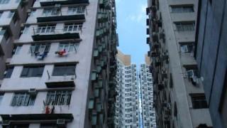 集合するにもほどがある香港の集合住宅
