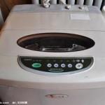 [閲覧注意]スゴイ!中国の洗濯機はペットも洗える?