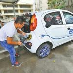 日本より普及している中国の電気自動車の問題点