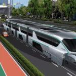 """中国の新交通システム""""巴铁:バス鉄""""が本格化してきた!"""