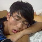 【落書き】無防備な寝顔を見てると湧いてくる創造意欲は中国でも同じだった