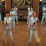 これが 詠春拳の型を取り入れたフィットネスダンスだ!