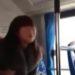 中国の失恋女子はバスの中で嘆きまくります!