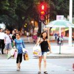 中国で信号無視すると…もちろん捕まります そしてその罰則の一例がコチラです。