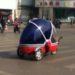 中国の公道にはヘンテコな車がけっこう走ってる