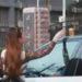 車の上にペットボトルを置いたら女子大生が乗ってくる?という噂に参加してきた人