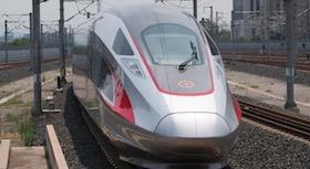 """中国の新幹線は""""調和""""から""""復興""""へシフト"""