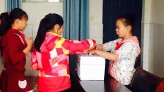 """中国の小学校の学生会主席選挙の """"なかなかスゴイ"""" 候補者のみなさん"""