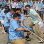 拔河 ー 綱引きの中国式勝ち方の法則