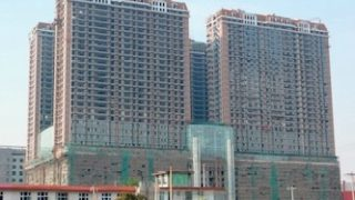 联邦东方明珠 ー 中国の完全管理生活区の巨大エリアに設置されたレジャー施設