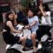 超载摩托车 ー 中国の大勢乗りバイクがなくならない理由