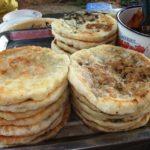 食べると空しくなる中国金華市の特産サクサク餅(ビン)