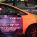 出租车 ー 乗るのに抵抗を感じる たまに出くわす中国の広告つきタクシー