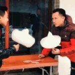 中国人は綿菓子を見ても勝負事にしてしまう