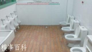 中国ではニーハオトイレが無くなってきたといいますが…(2)