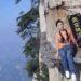 中国長空桟道で危険なポーズで写真を撮る方法