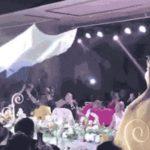 中国の結婚式で流行りのフライングヴェールの心配なこと