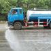 中国の道路清掃に散水車が使われる理由