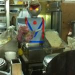 中国のロボット刀削麺はウルトラ進化中