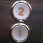 中国のエレベーターのボタンにありがちなこと
