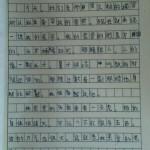 中国の子供の作文:僕のお父さん